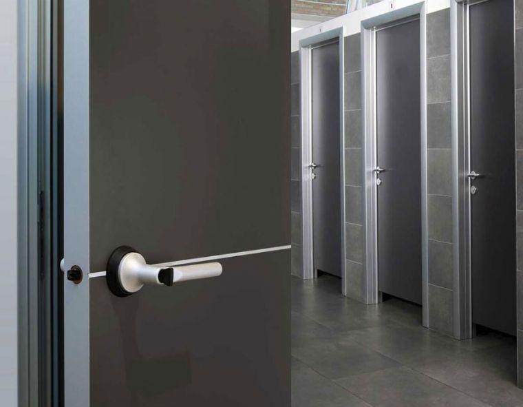 Οι εσωτερικές πόρτες αλουμινίου STYLETECH.