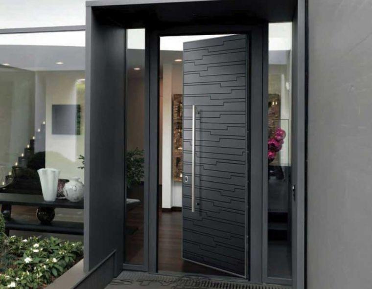 Armored outdoor doors dierre