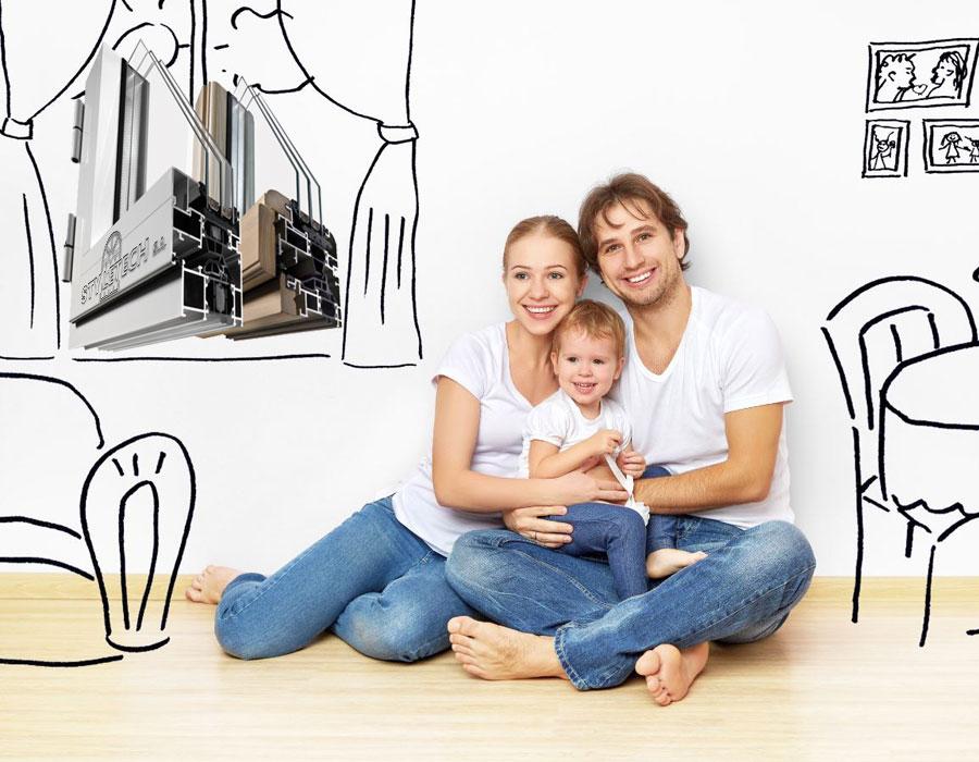 Ηχοθέρμομονωτικοί υαλοπίνακες με υψηλή ηχομείωση και εξοικονομήσει ενέργειας.