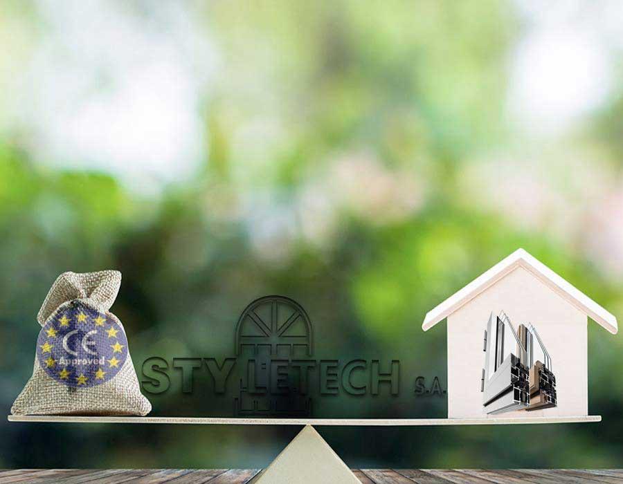 Είναι δυνατόν να αντικαταστήσετε τα παράθυρα και να βελτιώσετε την άνεση και το στυλ του σπιτιού σας