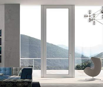 Passive house Pvc Synthetic Doors (Passive house, nZEB)geneo  phz