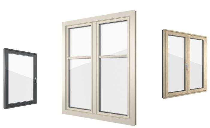 Wholesale aluminum frames and pvc wholesale