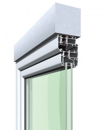 Aluminum frames europa 550