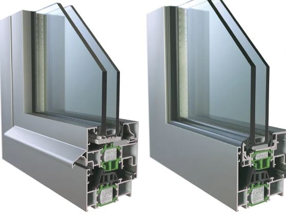 Opened europa hybrid A40 aluminum frames