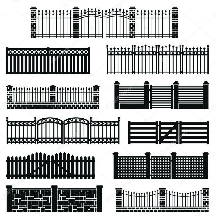 gates doors and fence