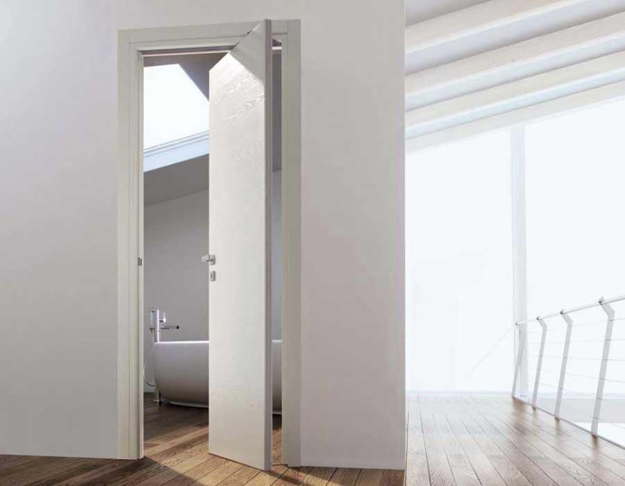 Οι εσωτερικές πόρτες συνθετικά  pvc