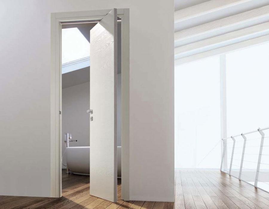 Οι εσωτερικές πόρτες συνθετικά  pvc STYLETECH.