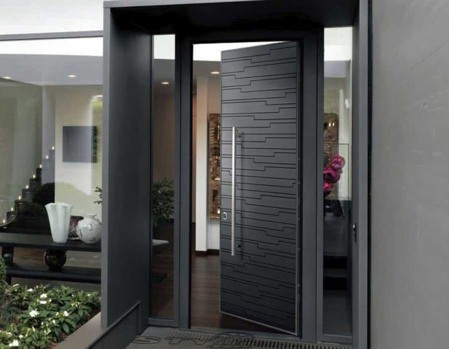 Θωρακισμένες πόρτες dierre