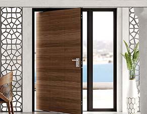 Πόρτες ειδικές, αξονικές, pivot αλουμινίου, pvc
